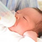 完全ミルクは免疫がつきにくく風邪を引きやすくなる?